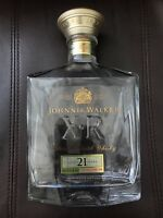 Johnnie Walker XR 21 Year Blended Scotch Whiskey Bottle