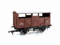 Dapol 4F-020-035 OO Gauge BR Cattle Wagon B893460
