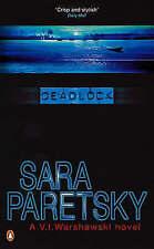 Deadlock (A V. I. Warshawski novel), Paretsky, Sara | Paperback Book | Acceptabl