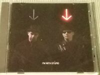 PET SHOP BOYS I'M WITH STUPID RARE 3 TRACK IMPORT CD FREE SHIPPING