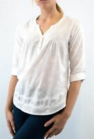 NEW Fat Face Gorgeous White Poppy Broderie Popover Blouse RRP £39.95 Save £22