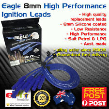 Eagle 8mm Ignition Spark Plug Leads 4cyl Fits Ford Fiesta WP WQ 1.6L