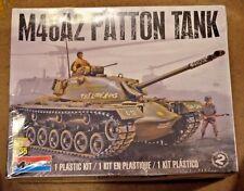 MONOGRAM US M48A2 PATTON TANK PLASTIC MODEL 1/35