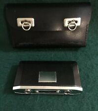 Stellar Sport Pocket Opera Glasses Lens 2.5x Folding Japan Vintage-Black Case