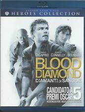 Blood Diamante. Diamantes de la sangre (2007) Blu Ray