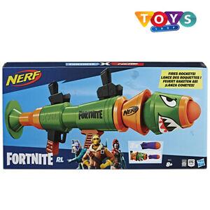 New Nerf Fortnite Rocket Launcher Outdoor Shooting Kids Toys Dart Gun Game! Uk