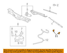 FORD OEM Windshield Wiper Washer-Nozzle Spray Jet F58Z17603A SOLD INDIVIDUALLY
