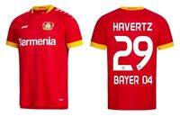 Trikot JAKO Bayer 04 Leverkusen 2020-2021 Away - Havertz 29 [S-XXL] Auswärts