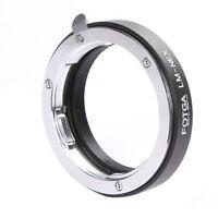 Ring Adapter for Leica M Lens to Sony E Mount NEX-C3 NEX-5N NEX-6 NEX-7 NEX-VG10
