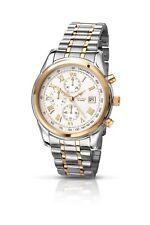 Sekonda Mens White Chronograph Dial Watch 3878 RRP £89.99