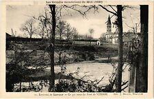 CPA Environs de Lavaur - Ce qui reste du Pont de Viterre (255430)