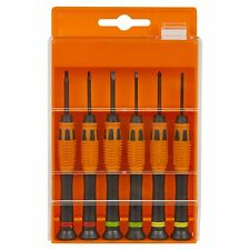 Precision Screwdriver Set Jeweller Kit Small Screw Driver Mini 6pc Torque Torx
