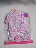 COROLLE..VETEMENTS  NEUF...POUPEE 42CM.....pyjama  .....ANNEE 2007