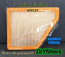 AF6131 for 2011-2016 Chevrolet Equinox & 2011-2016 GMC Terrain Engine Air Filter