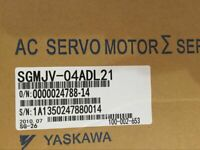 new for YASKAWA servo motor SGMJV-04ADL21 Free Express