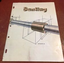 Bunting Brass and Bronze Company Catalog Number 64 USED