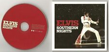"ELVIS <>SOUTHERN NIGHTS""<>APRIL/MAY/JUNE 1975<>2006 FTD CD"