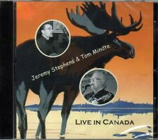 Live in Canada ~ Jeremy Stephens & Tom Mindte ~ Bluegrass ~ CD ~ New