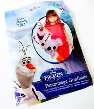 NEW Disney Frozen Olaf Character Inflatable