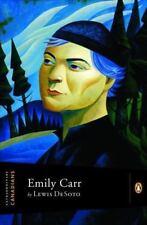Emily Carr (Extraordinary Canadians)-ExLibrary