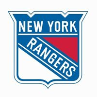 New York Rangers NHL Hockey Full Color Logo Sports Decal Sticker