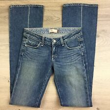 Paige Laurel Canyon Boot Cut Women's Jeans Size 25 NWOT Actual W27 L34.5  (T5)