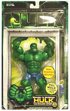 HULK Movie  `Smash ´n Scream´ figura PVC de Toy Biz