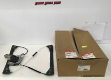 NOS GM 01 02 03 04 05 06 07 Aztek Rendezvous Left Rear Window Regulator 15911244