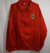 Superbowl 39 2005 Jacksonville Volunteer Jacket Coat Size Adult 2XL Windbreaker