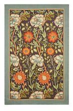 "Ulster Weavers, ""Carnation"", Pure linen printed tea towel."