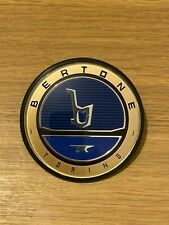 NEW FIAT BERTONE X19 X1/9 Badge - Original Plastic style badge