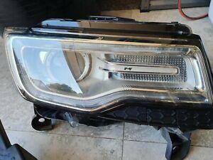 Jeep grand cherokee headlight