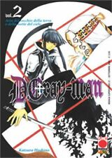 Planet Manga - D Gray Man 2 - Ristampa - Nuovo !!!