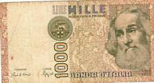 banconota repubblica 1000 lire marco polo 1982