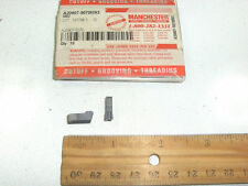 MANCHESTER GS-160N  (507-.160) CARBIDE INSERTS (10 PCS)