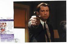 John Travolta Pulp Fiction Autograph Signed Photo JSA 8 x 10 photograph