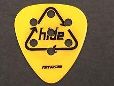 New Guitar Pick FERNANDES P100 HIDE  Scanner Orange 0.75mm from JAPAN
