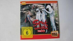 DVD - SPUK VON DRAUSSEN  Folge 6 - 9, DDR KULT KINO
