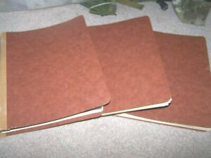 ASMIC Society insignia guides for collectors, three sets in this group  #2