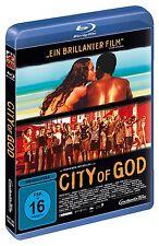 City of God [Blu-ray](NEU/OVP)über das brutale Jugendbandenwesen in den Favelas