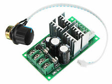 DC 6-60V 30A PWM DC Motor Speed Regulator Controller 6V 12V 24V 36V 48V 60V Supp