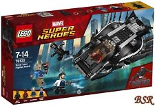 LEGO® Marvel: 76100 Royal Talon Attacke & 0.-€ Versand & NEU & OVP !