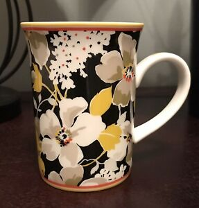 Vera Bradley coffee tea flowers  mug