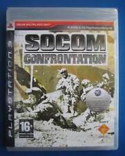 ★☆☆ PS3   PlayStation 3   Socom Confrontation - Sealed ☆☆★