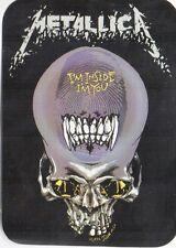 Metallica Im Inside Im You Vinyl Bumper Sticker