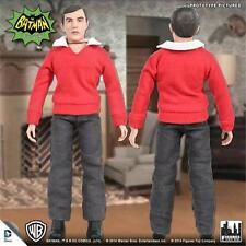 BATMAN 1966 TV SERIES 2 DICK GRAYSON/ROBIN  8 INCH ACTION FIGURE NEW IN POLYBAG