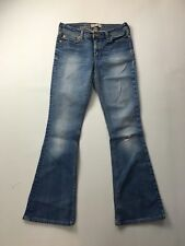 Women's Levi 476 'Bootcut' jeans-w29 l32-Faded Navy-Great condition