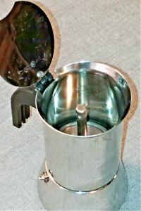 BIALETTI VENUS Espressokocher Edelstahl  4 Tassen Kaffee