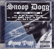 CD ♫ Audio **SNOOP DOGG ~ THA BLUE CARPET TREATMENT** nuovo sigillato