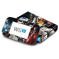 Skin Decal Cover for Nintendo Wii U Console & GamePad - Star Wars Storm Trooper